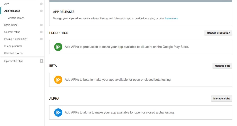 Publish your app - Tutorials - Shoutem Developers