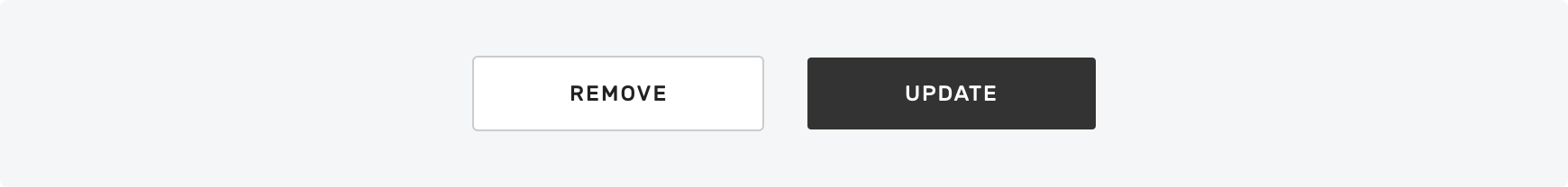Button / Fixed size example